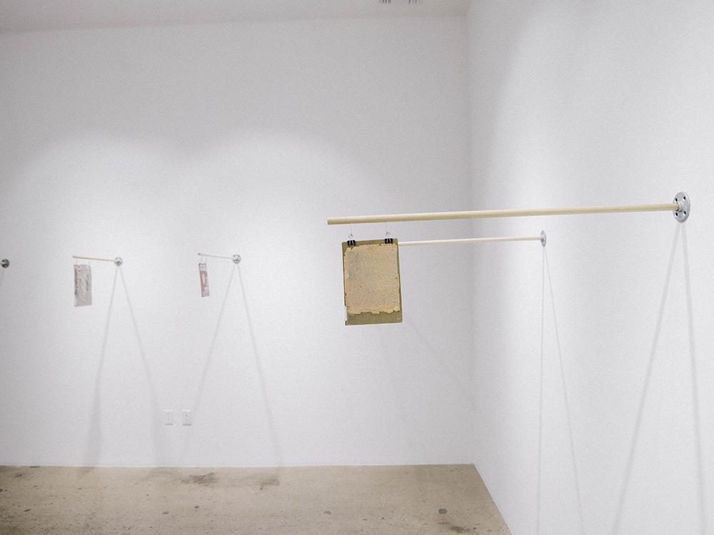 <em> Return to Sender</em>. Installation view, Steve Turner, 2019