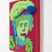 Dominic Dispirito. <em>Getting lemon</em>, 2018. Manually printed PLA plastic on board, 11 3/4 x 8 1/4 inches  (30 x 21 cm) thumbnail