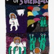 Hannah Epstein. <em>Superchill (DYWAFTTOS?) Episode 2</em>, 2019. Wool, acrylic, polyester and burlap, 69 x 44 inches (175.3 x 111.8 cm) thumbnail