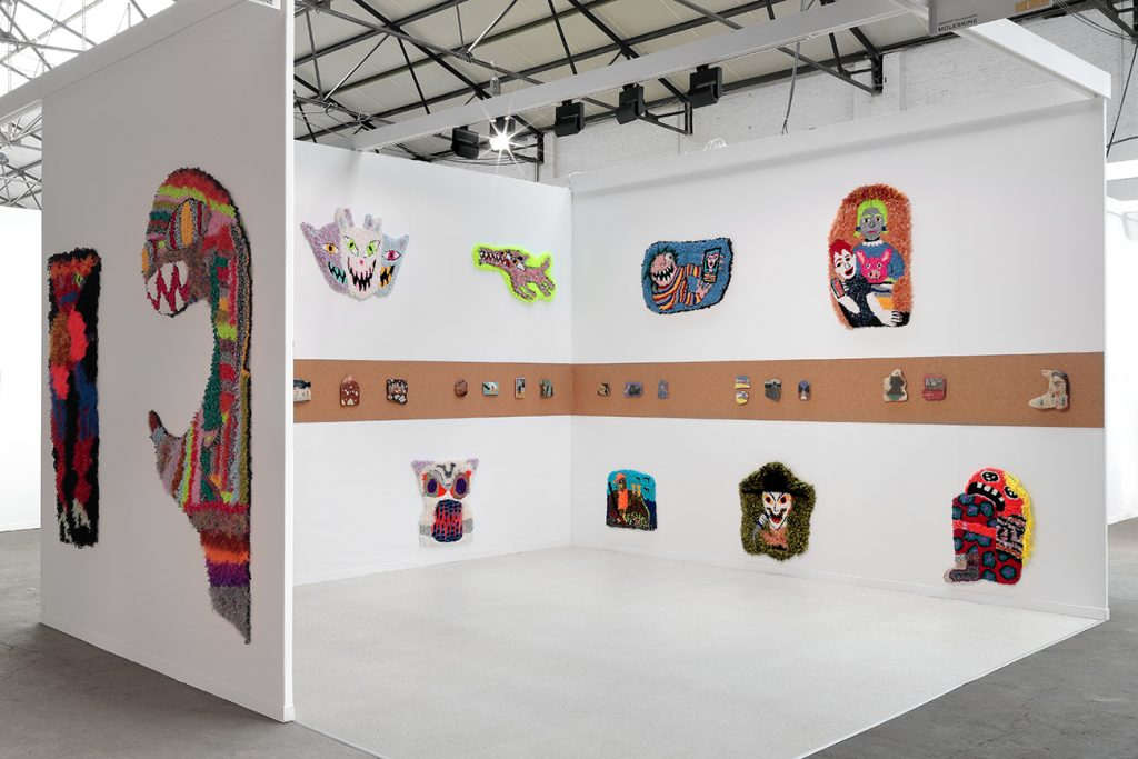 Art Brussels. Installation view, 2019