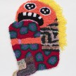 Hannah Epstein. <em>Sad Girl</em>, 2019. Wool, acrylic, polyester and burlap, 35 x 26 inches  (88.9 x 66 cm) thumbnail