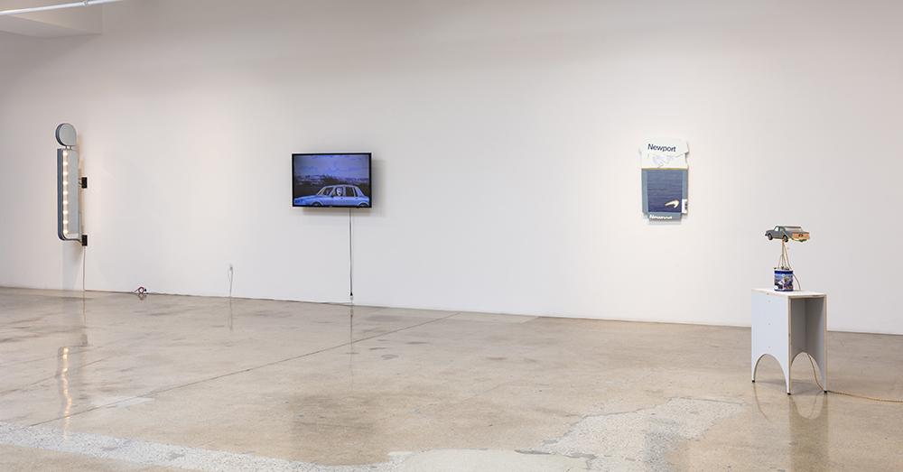 <em> The Great Escape</em>, Installation view, Steve Turner, 2019
