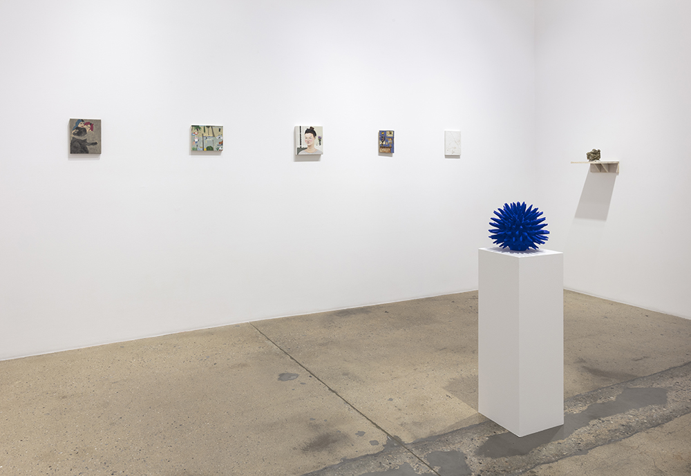 <em>Power of Ten</em>. Installation view, Steve Turner, 2019