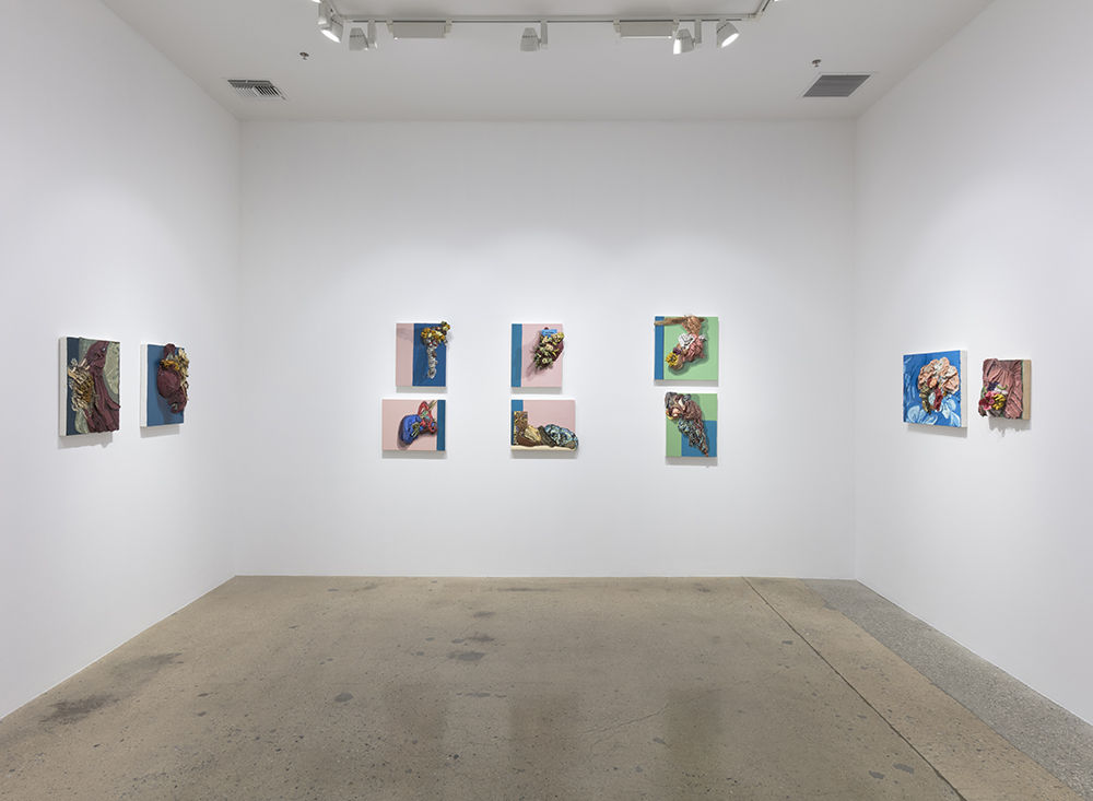 <em> Tejido</em>, Installation view, Steve Turner, 2019