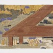 Kevin McNamee-Tweed. <em>Pier on Emerald Isle</em> 2019. Glazed ceramic, 5 x 7 1/4 inches (12.7 x 18.4 cm) thumbnail