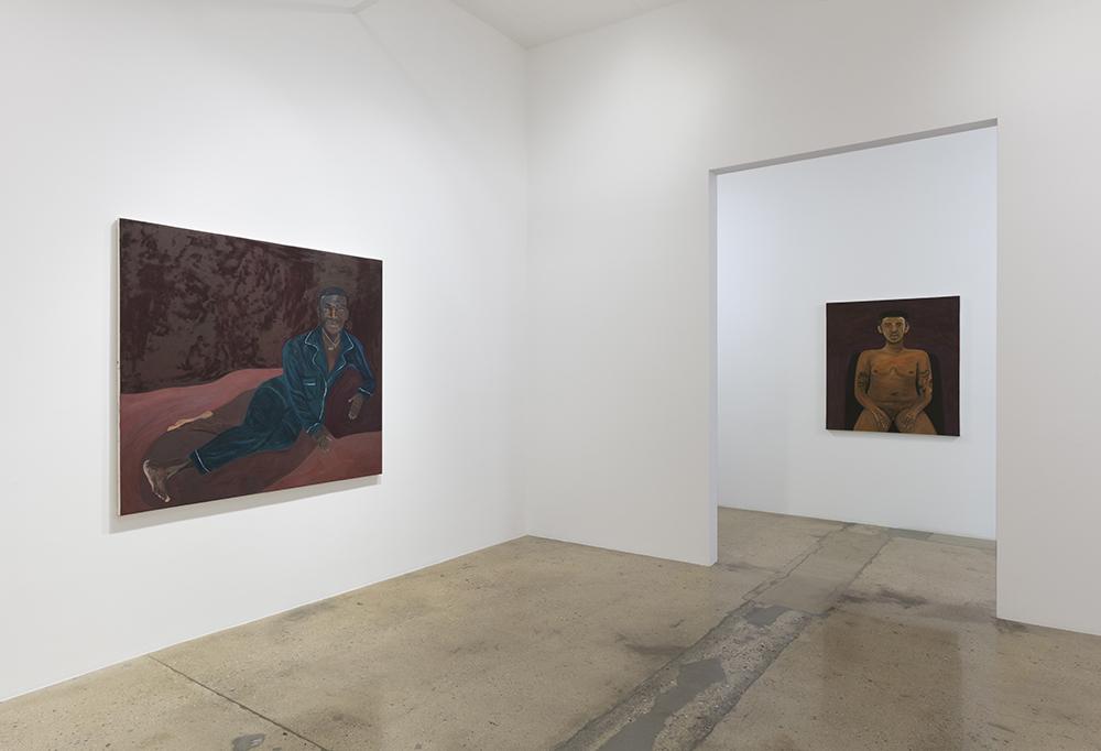 <em> The Creators</em>. Installation view, Steve Turner, 2019