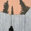 Francisco Rodriguez.<em> Corner</em>, 2019. Oil on canvas, 23 5/8 x 19 5/8 inches (60 x 50 cm) thumbnail