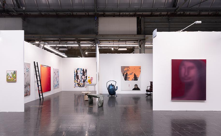 Art Dusseldorf, Installation view, 2019