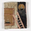 Kevin McNamee-Tweed.<em> Untitled (Ladder)</em>, 2019. Glazed ceramic, 7 1/2 x 6 3/4 inches (19.1 x 17.1 cm) thumbnail