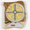 Kevin McNamee-Tweed.<em> Electric Fan</em>, 2019. Glazed ceramic, 9 x 7 inches (22.9 x 17.8 cm) thumbnail