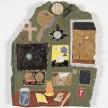 Kevin McNamee-Tweed.<em> DiosEsUnSecreto</em>, 2019. Glazed ceramic, 12 x 10 inches (30.5 x 25.4 cm) thumbnail