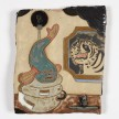 Kevin McNamee-Tweed.<em> Ghoti Lamp</em>, 2019. Glazed ceramic, 11 x 9 inches (27.9 x 22.9 cm) thumbnail