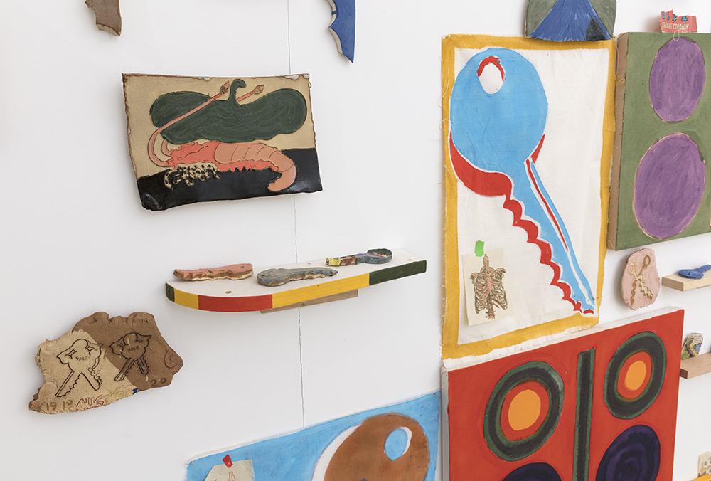 <em> Literature</em>. Installation view, Steve Turner, 2019