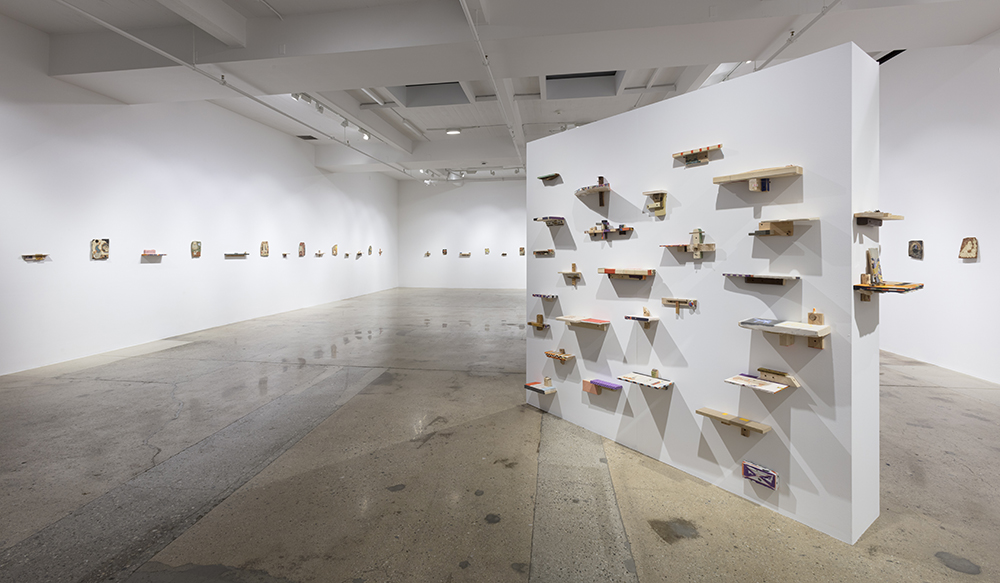<em> Literature</em>. Installation view, Steve Turner, 2019
