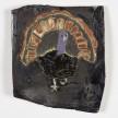 Kevin McNamee-Tweed.<em> Gbbl</em>, 2019. Glazed ceramic, 9 1/2 x 8 1/2 inches (24.1 x 21.6 cm) thumbnail