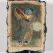 Kevin McNamee-Tweed.<em> Baseball88</em>, 2019. Glazed ceramic, 3 1/2 x 2 1/2 inches (8.9 x 6.4 cm) thumbnail