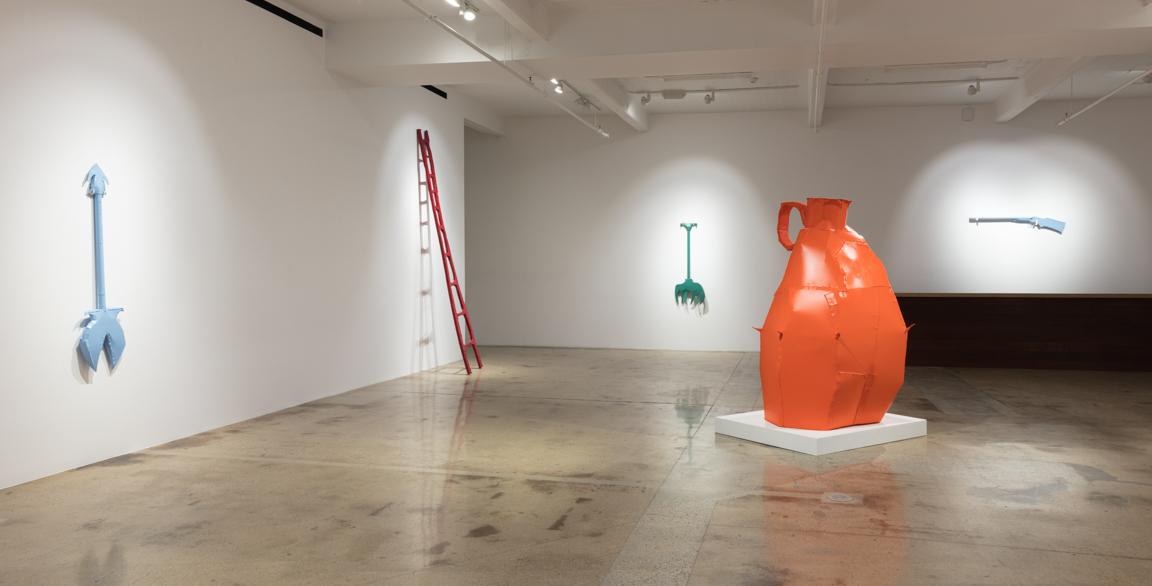 <em>The Garden of England</em>. Installation view, Steve Turner, 2020