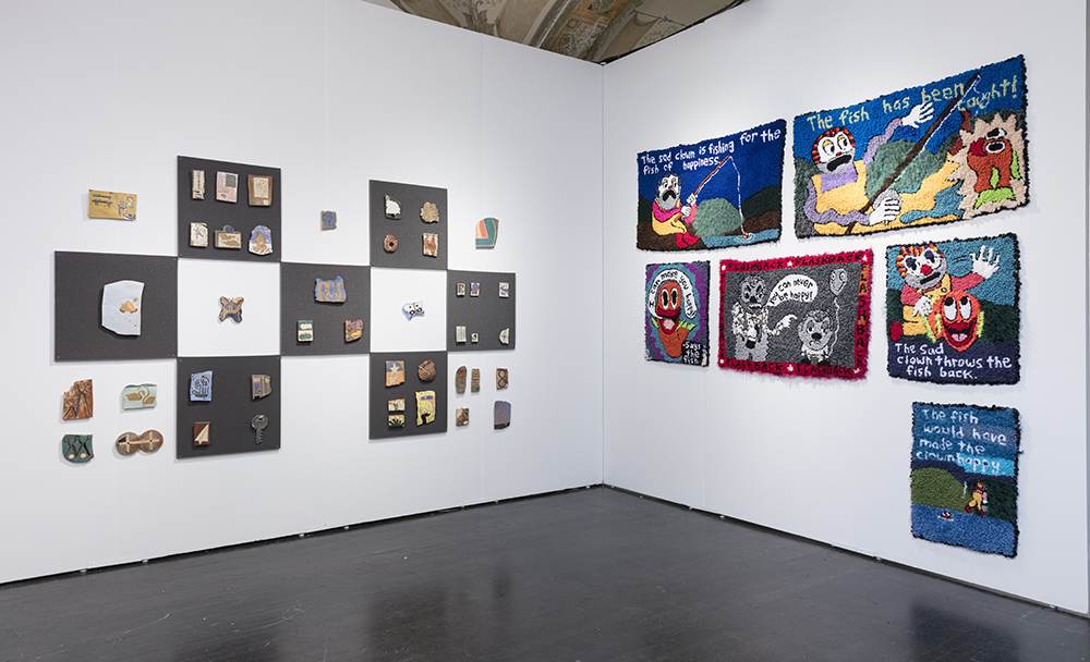 ALAC. Installation view, Los Angeles, 2020