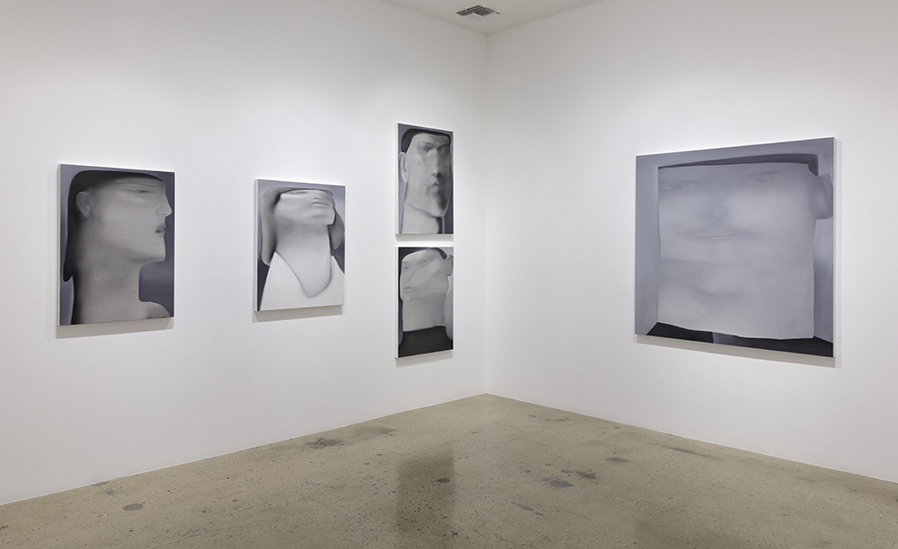 <em>In Between</em>. Installation view, Steve Turner, 2020