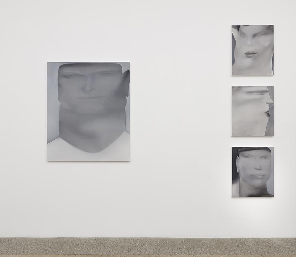 <em>In Between</em>. Installation view, Steve Turner, 2020