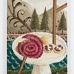 Siro Cugusi. <em>Forest VI</em>, 2019. Oil on canvas, 31 1/2 x 23 5/8 inches (80 x 60 cm) thumbnail