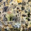Joaquín Boz. <em>Untitled</em>, 2020. Oil on panel, 74 x 94 1/2 inches (188 x 240 cm) thumbnail