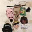 David Leggett. <em>Twelve</em>, 2020. Acrylic, screen print, watercolor, pen, crayon, coffee and collage on paper, 20 x 16 inches (50.8 x 40.6 cm) thumbnail