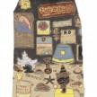 Kevin McNamee-Tweed. <em>Bob & Brob's</em>, 2020. Glazed ceramic, 12 x 8 1/4 inches (30.5 x 21 cm) thumbnail