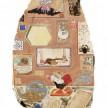 Kevin McNamee-Tweed. <em>TXT</em>, 2020. Glazed ceramic, 17 1/4 x 11 3/8 inches (43.8 x 28.9 cm) thumbnail