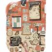 Kevin McNamee-Tweed. <em>N_O_N_O_M_E</em>, 2020. Glazed ceramic, 14 1/8 x 10 1/4 inches (35.9 x 26 cm) thumbnail