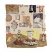 Kevin McNamee-Tweed. <em>241-anti-pasti</em>, 2020. Glazed ceramic, 10 3/4 x 10 inches (27.3 x 25.4 cm) thumbnail