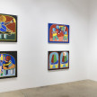 <em>Icons</em>. Installation view, Steve Turner, 2020 thumbnail