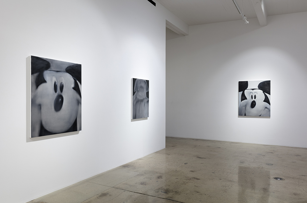 <em>Magic Kingdom</em>. Installation view, Steve Turner, 2020