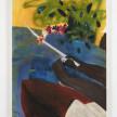 Marcus Leslie Singleton. <em>Bayaguana</em>, 2020. Oil and spray paint on linen, 48 x 35 inches (121.9 x 88.9 cm) thumbnail