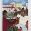 Marcus Leslie Singleton. <em>Rua do Vale de Santo</em>, 2019. Oil and spray paint on linen, 60 x 48 inches (152.4 x 121.9 cm) thumbnail