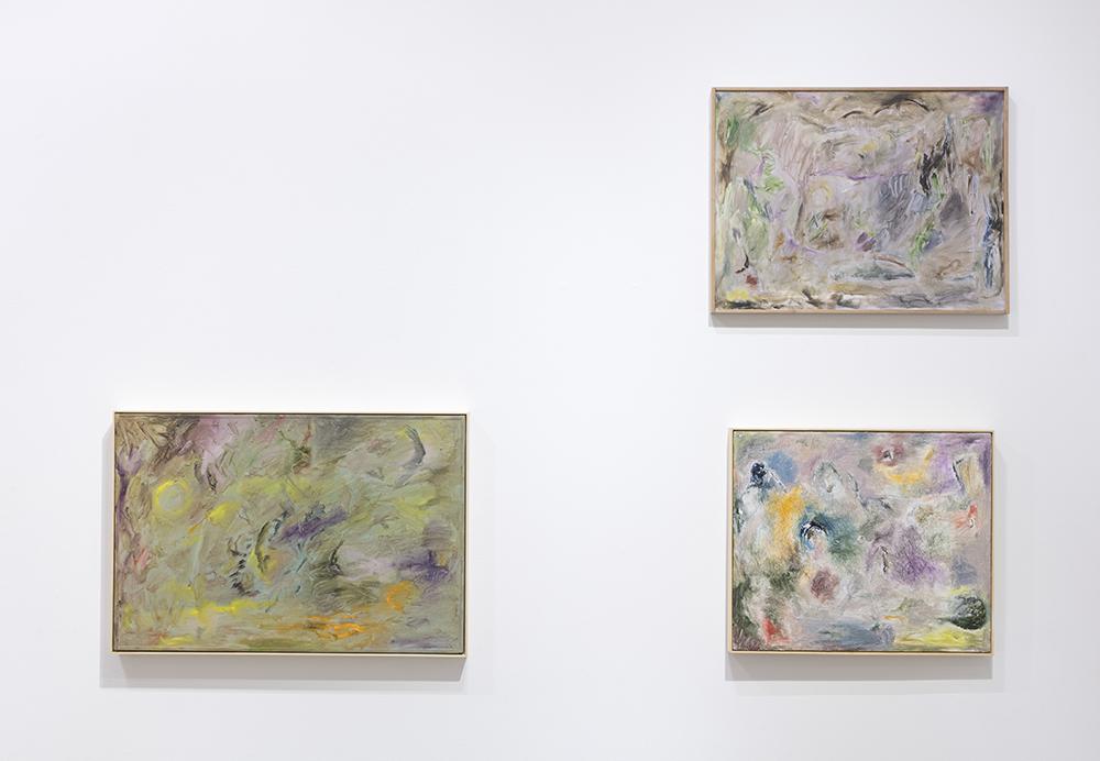 <em>Mano sin hora</em>. Installation view, Steve Turner, 2020