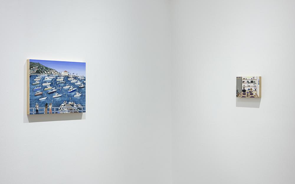 <em>Yesterday</em>. Installation view, Steve Turner, 2020