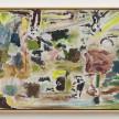 Joaquín Boz. <em>Untitled</em>, 2020. Oil on wood, 16 1/2 x 21 5/8 inches (42 x 55 cm) thumbnail