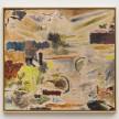 Joaquín Boz. <em>Untitled</em>, 2020. Oil on wood, 16 3/4 x 18 1/4 inches (42.6 x 46.4 cm) thumbnail