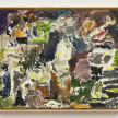 Joaquín Boz. <em>Untitled</em>, 2020. Oil on wood, 15 1/2 x 18 1/4 inches (39.5 x 46.5 cm) thumbnail