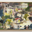 Joaquín Boz. <em>Untitled</em>, 2020. Oil on wood, 16 5/8 x 20 7/8 inches (42.1 x 53 cm) thumbnail