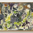 Joaquín Boz. <em>Untitled</em>, 2020. Oil on wood, 16 1/2 x 20 7/8 inches (42 x 53 cm) thumbnail