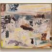 Joaquín Boz. <em>Untitled</em>, 2020. Oil on wood, 17 7/8 x 20 3/8 inches (45.4 x 51.7 cm) thumbnail
