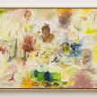 Joaquín Boz. <em>Untitled</em>, 2020. Oil on wood, 16 1/2 x 25 7/8 inches (42 x 65.7 cm) thumbnail