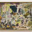 Joaquín Boz. <em>Untitled</em>, 2020. Oil on wood, 15 1/2 x 18 1/4 inches (39.5 x 46.4 cm) thumbnail