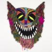 Hannah Epstein. <em>Bat Boy II</em>, 2020. Wool, acrylic, polyester, cotton and burlap, 48 x 38 inches (121.9 x 96.5 cm) thumbnail