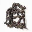 Kate Klingbeil. <em>Intertwined</em>, 2020. Cast brass, 6 1/2 x 8 3/4 x 1 inches (16.5 x 22.2 x 2.5 cm) Detail thumbnail