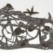 Kate Klingbeil. <em>Show Me Your Garden And I Shall See What You Are</em>, 2020. Cast iron and brass, 38 x 53 x 1 inches (96.5 x 134.6 x 2.5 cm) thumbnail