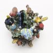 Kazuhito Kawai. <em>Happy Together</em>, 2020. Glazed ceramic, 12 1/4 x 13 x 13 inches (31 x 33 x 33 cm) thumbnail