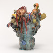 Kazuhito Kawai. <em>Last Christmas</em>, 2020. Glazed ceramic, 15 3/8 x 11 3/4 x 11 3/4 inches (39 x 30 x 30 cm) thumbnail